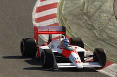 Fernando Alonso has revealed how he would have preferred to be a Formula 1 driver in the 1980s, when his hero Ayrton Senna was racing. The double F1 world champion recently drove an ex-Senna McLaren-Honda MP4/4, as part of a promotional campaign for McLaren sponsor TAG Heuer. Alonso, McLaren, 1988 RACER.com
