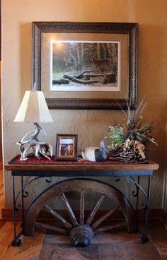 Wisconsin Hills Hideaway · Rustic EntryRustic FurnitureFurniture ...
