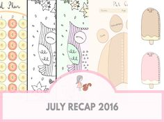 July Recap 2016 | www.sweetestchelle.com How To Plan, Pets, Blog