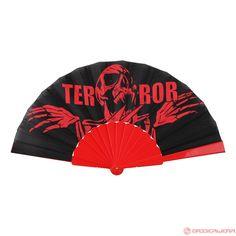 Terror Fan Death (Black/Red) | 840-W2-150