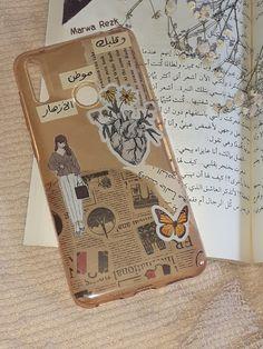 Photo Album Scrapbooking, Mini Scrapbook Albums, Diy Phone Case, Phone Cover, Art Desk, Mobile Covers, Bff Gifts, Scrapbook Embellishments, Diy Photo