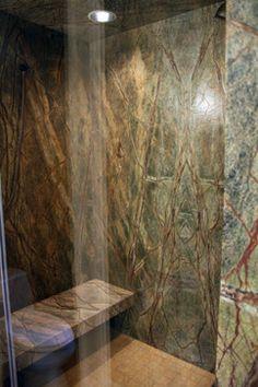 Rain Forest Green Bathroom Design Sample Rain Forest Green Marble