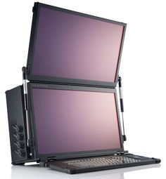 ACME Portable Workstation Has Ultra HD 4K Display