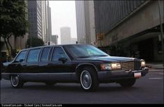 1996 Cadillac Fleetwood Limo  - http://sickestcars.com/2013/05/26/1996-cadillac-fleetwood-limo/