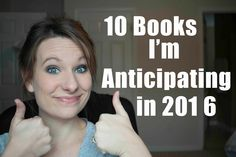 10 Books I'm MOST Anticipating
