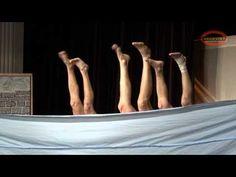 Akvabely na suchu - YouTube