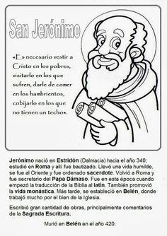 el rincn de las melli breve historia de san jeronimo