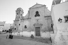 Monopoli - Chiesa S.Salvatore