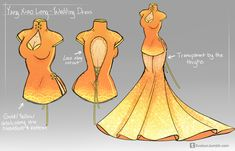 Yang Xiao Long Wedding Dress I had quite a few people asking to cosplay some of my wedding dress designs, and because some of the poses hid most of the design I decided to make this design sheet for any one hoping to cosplay Yang's dress. @luxavem...