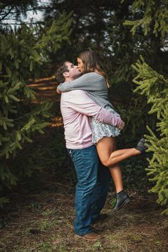 Make your engagement session an adventure - visit the blog to see more from this forest photo shoot!  #adventure #engagementinspo #forest Great Photographers, Engagement Session, Photo Shoot, Adventure, Portrait, Couple Photos, Beach, Blog, Photography