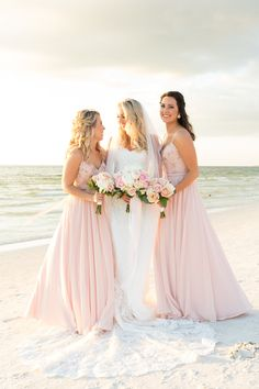 49 Best Beach Bridesmaid Dresses Images In 2018 Bridal Gowns