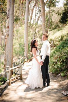 Huntington Beach Park Wedding by New Love Photography.