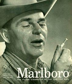 Marlboro Man 1958 Cowboy 1