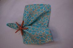 croc, teal dinner napkins, rootcellardesigns.com
