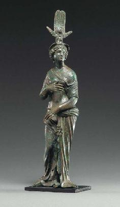 Isis-Aphrodite  Roman, 1st century BC- 1st century AD  Christie's