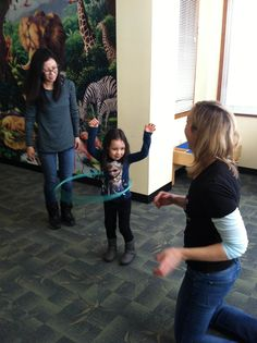 We celebrated the end of Winter Reading last week with Toddler Tango. So proud of our Three Village readers!