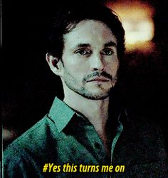 Let's talk about demonic sexuality while looking straight at Will Graham