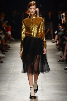 Rochas Spring Summer 2015   ss15   fashion   runway   style inspiration