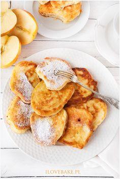 Ciasteczka śmietankowe - I Love Bake Healthy Sweets, Healthy Snacks, Brunch Recipes, Dessert Recipes, Chard Recipes, Galette, Baking Recipes, Easy Meals, Food And Drink