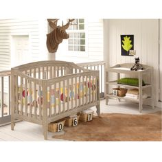 Create A Nursery Perfectly Suited For Your Sweet Little Boy. Modern Pieces,  Like This Sutton 4 In 1 Convertible Crib And Delta Dresser, Pair Well Wu2026
