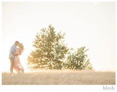 Summer Sunset Engagement: K & T | Blush Photography - Vancouver Wedding Photographers