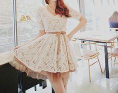 <3 lace dresses <3