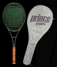 The growth story of Prince tennis rackets