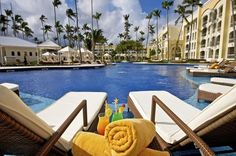 """Five-star doesn't begin to describe Iberostar Grand Bavaro. It's an adults-only resort where the very best is included. From the """"Grand Star Service"""" with butlers at your beck and call to a concierge service that'll make you a reservation at one of the four a la carte restaurants."""