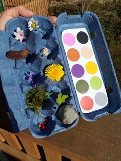 Nature Activities, Montessori Activities, Craft Activities For Kids, Preschool Activities, Games For Kids, Diy For Kids, Crafts For Kids, Arts And Crafts, Toddler Play