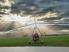 Microlight Flights. Johannesburg Adventures | Must do activities | Things to do | Urban Adventures - Dirty Boots