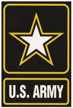 """Army Garden Flag from Just for Fun Flags. Army garden flag from Evergreens Appliqué Flags . The design appears the same on both sides of the flag, """"U. ARMY"""" reads correctly from both sides as well. Us Army Flag, Army Mom, Army Life, Military Life, Military Army, Army Girlfriend, Army Sister, Military Signs, Army Medic"""