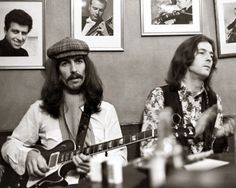 George and Eric