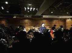 기다렸던 겨울 콘서트. 그냥 음반으로 듣는 것보다 확실히 라이브가 주는 감동이 있다. #한웅재 #콘서트 #live #music