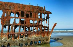 Seaside is one of the most picturesque towns in the Pacific Northwest. Here's everything to do when taking a trip there. Seaside Oregon, Oregon Coast, Oregon Usa, Oregon Vacation, Oregon Travel, Best Beaches To Visit, Astoria Oregon, Ghost Ship, Europe Photos