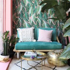 13 Ways to Use Pantone's TECH-nique Palette in Your Home   Brit + Co