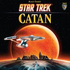 Star Trek: Catan   Board Game   BoardGameGeek