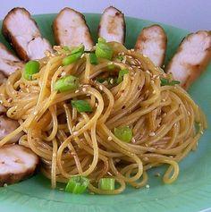 Chicken w/ Sesame Noodles