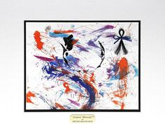 MONEIGH® Painting MUCHO MACHO MAN ran 2011 KY. Derby 3rd