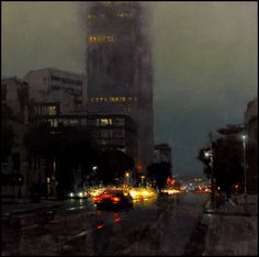 """Midnight"" - Jeremy Mann"
