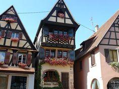 Maison situé à Dambach-la-Ville