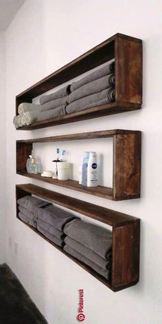 47 ideas of shelves for the home that you can make yourself The shelves right . - home accessories - 47 ideas of shelves for the house that you can make yourself The shelves right - deko ideen Diy Design, Home Design, Salon Interior Design, Diy Home Decor On A Budget, Decorating On A Budget, Diy Projects On A Budget, Diy Storage, Diy Organization, Storage Ideas