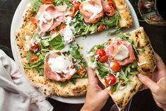 Food Critic, Troy Johnson picks his five finalists for best pizza in San Diego including Buona Forchetta. Pizza Day, Eat Pizza, Bacon Pie, National Pizza, San Diego Restaurants, Pizza Joint, Best Sushi