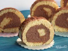 Rotolo panna cioccolato | Kitchen Cri