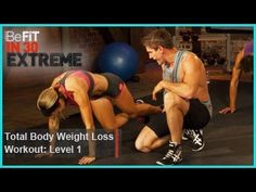 Total Body Weight Loss Workout Level 1 (Calisthenics)