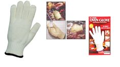 Worry less about burning your fingers while removing pans from the oven with this No Burn Oven Glove for only $9 instead of $22!