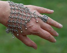 Stunning #vintage #Turkish silver bracelet with by DesigningArts, $190.00 Jewelry Bracelets, Jewellery, Middle East, Spotlight, Countries, Belts, Design Art, Turkey, Wire