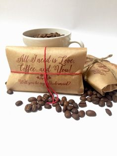 Playboy kendra wilkinson girls next door 00s pinterest fresh unique bridesmaid gift freshly roasted coffee favors for your girls set of 5 negle Choice Image