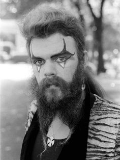 roy______wood    wizzard Roy Wood, Glam And Glitter, British Rock, Billy Joel, Foo Fighters, Stevie Nicks, My Memory, Hippies