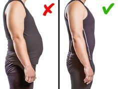 Mi a banyapúp, és hogyan kell helyrehozni (Ez nem csak a testtartásodról szól) Kyphosis Exercises, Posture Exercises, Neck Hump, Posture Correction Exercises, Sternocleidomastoid Muscle, Increase Muscle Mass, Muscular System, Senior Fitness, Improve Posture