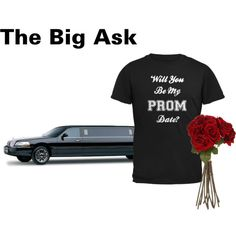 Will you go to prom with me? by oldglory on Polyvore featuring Sia